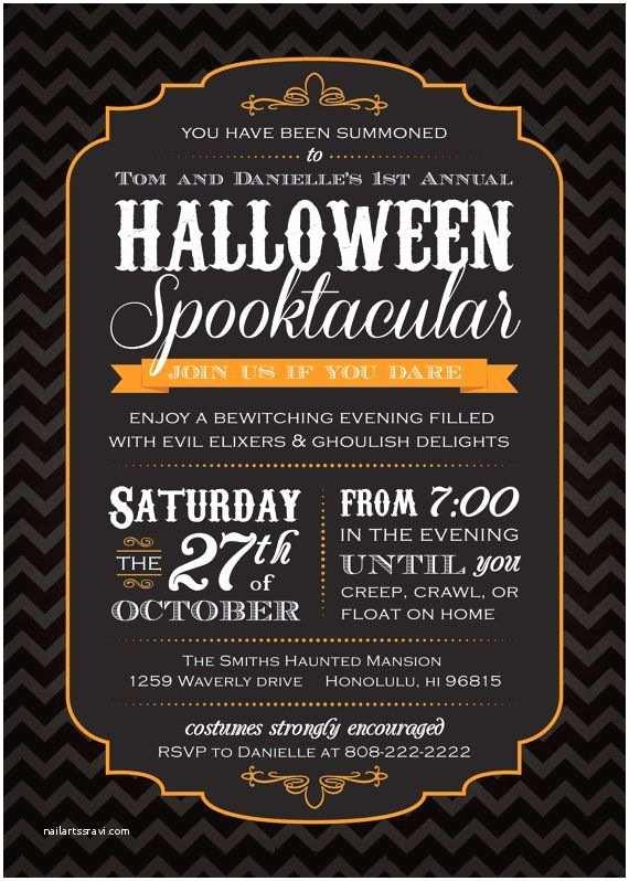 Halloween Party Invite Wording Best 25 Halloween Invitation Wording Ideas On Pinterest