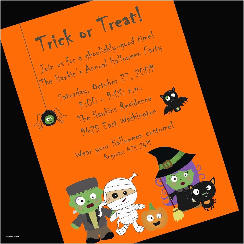Halloween Party Invite Wording Printable Digital Halloween Party Invitation Custom Wording