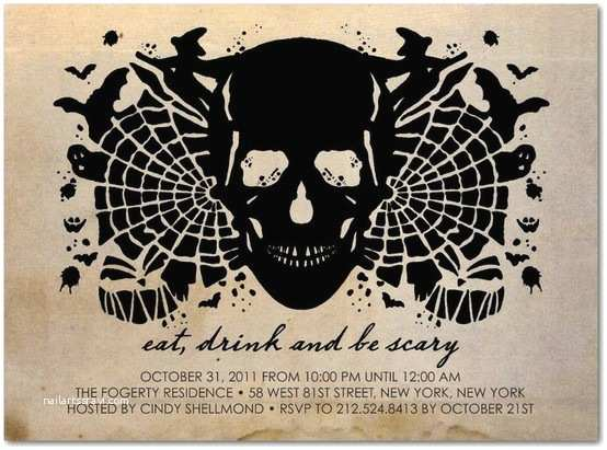 Halloween Party Invites Picture Halloween Party Invitation Ideas