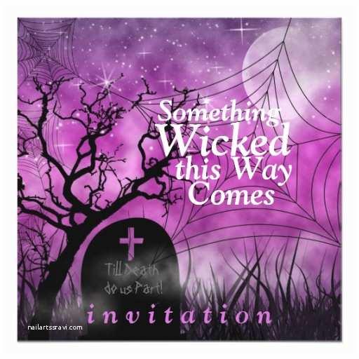 Halloween Wedding S Wicked Fun Halloween Wedding