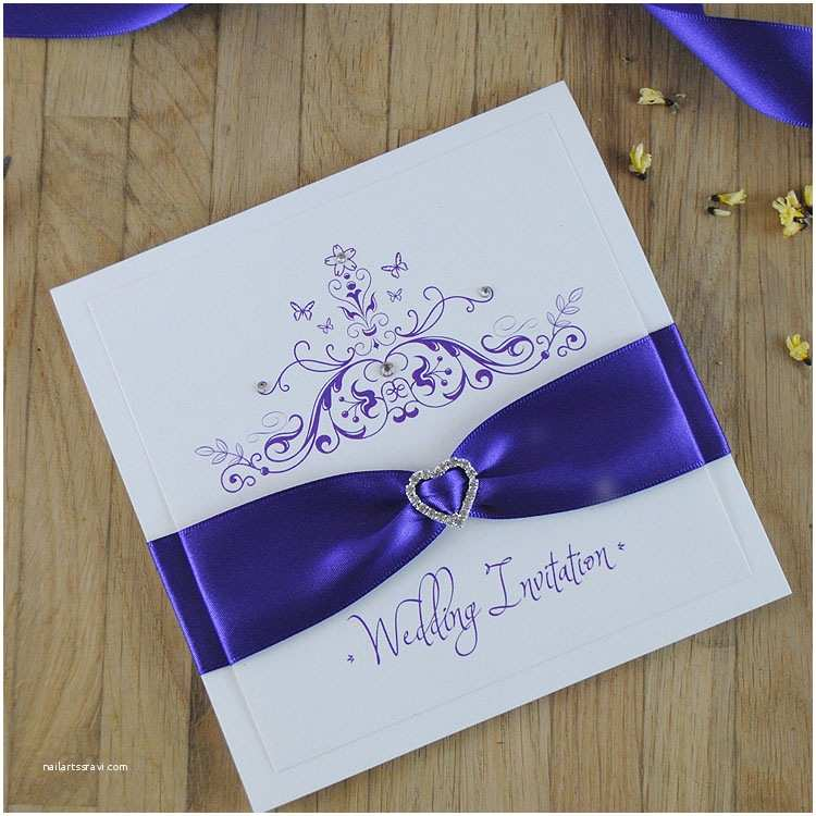 Handmade Wedding Invitations 13 Wedding Invitation Designs Design