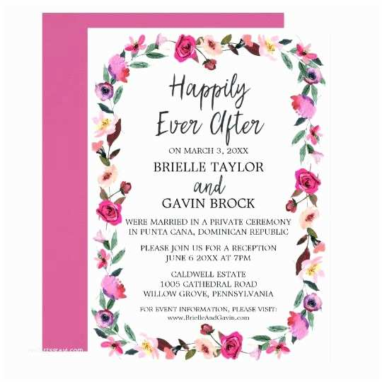 Happily Ever after Party Invitations Happily Ever after Party Invitations – Owensforohiofo