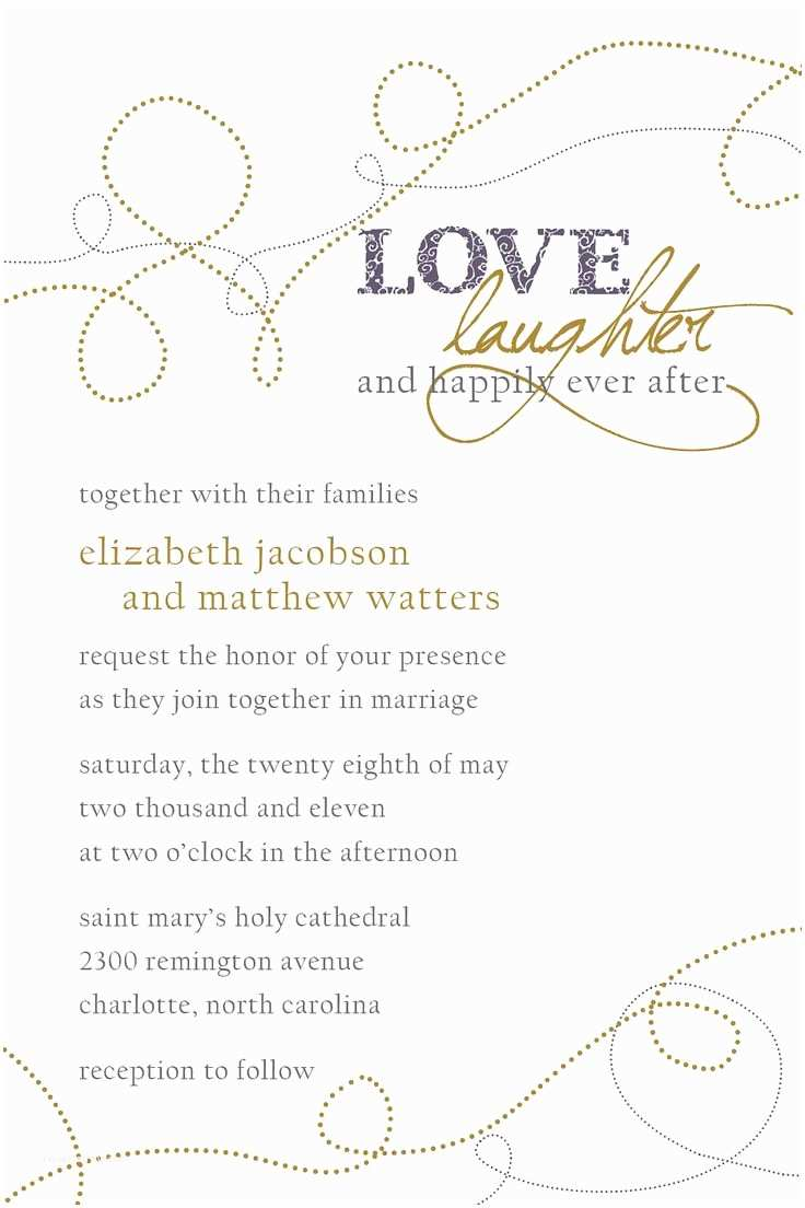 Happily Ever after Wedding Invitations Wedding Invitation Wording Wedding Invitation Wording