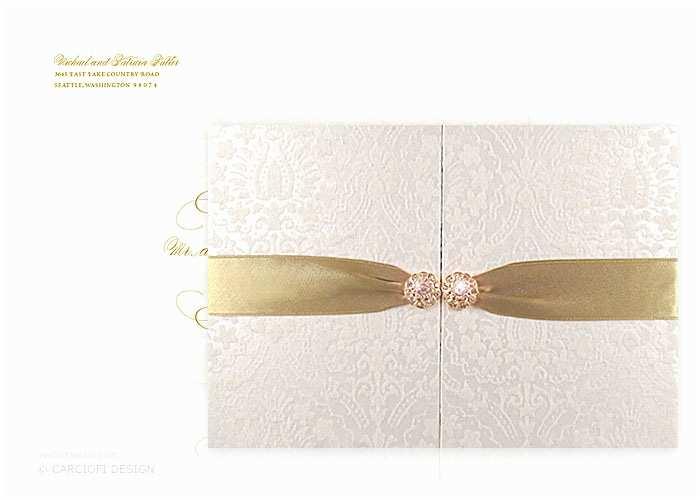Hardcover Wedding Invitations Luxury Wedding Invitations