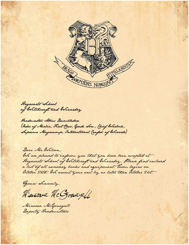 Harry Potter Birthday Invitations Hogwarts Invitation Template Invitation Template