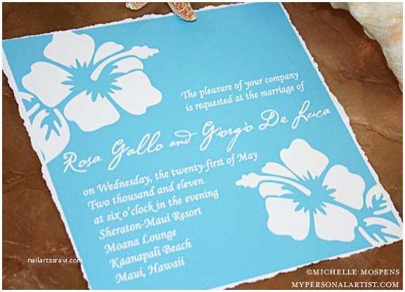 Hawaii  Invitations Hawaiian  Invitations Printable Hawaiian