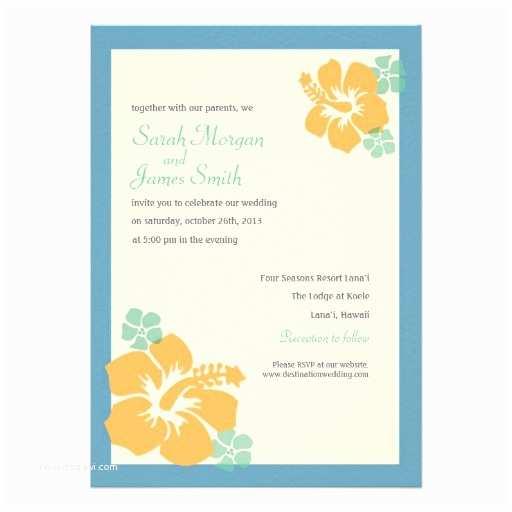 Hawaiian Wedding Invitations 1 000 Hawaiian Wedding Invitations Hawaiian Wedding