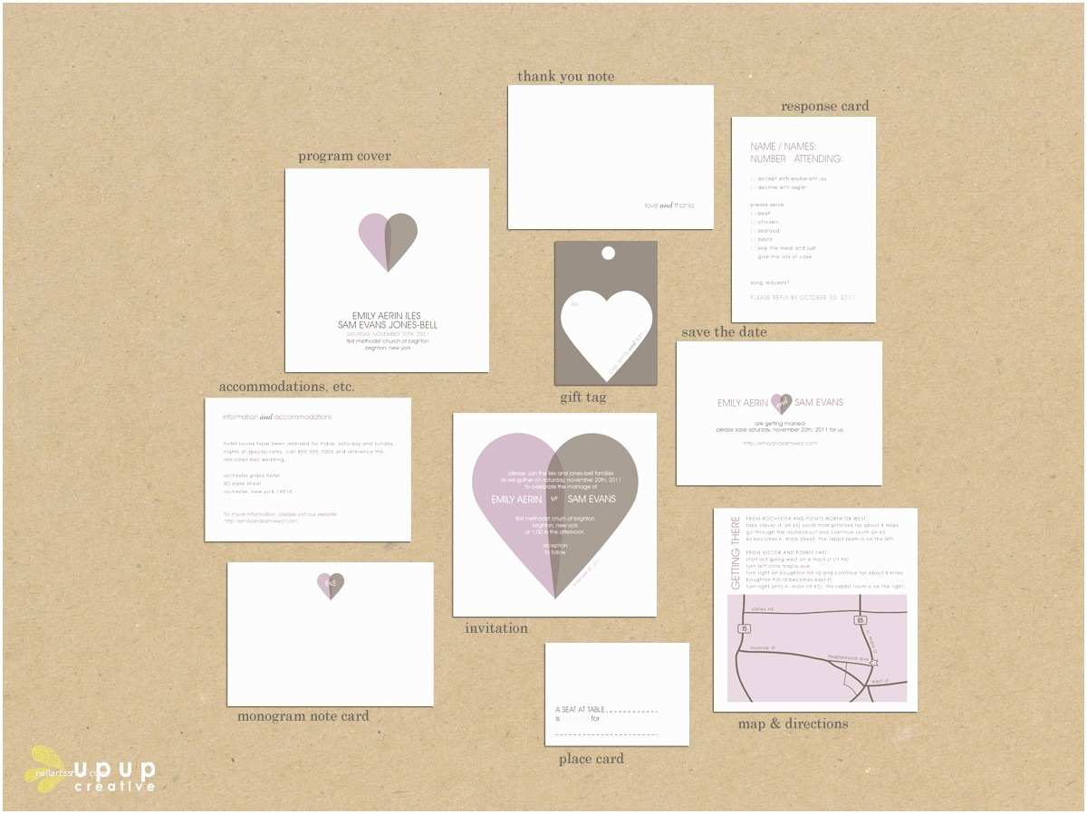 Heart Wedding Invitations Heart themed Wedding Invitations Images