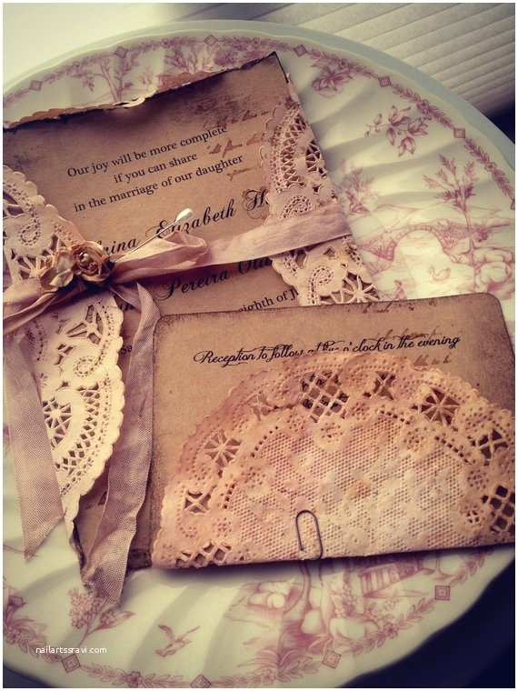 High End Wedding Invitations Items Similar to High End Handmade Invitations Wedding