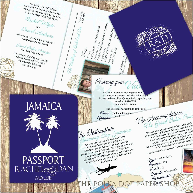 High End Wedding Invitations Passport Wedding Invitation High End by Polkadotinvites