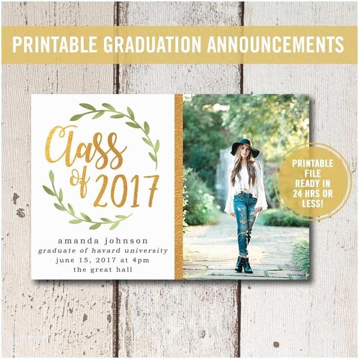 High School Graduation Invitation Wording Best 25 High School Graduation Invitations Ideas On
