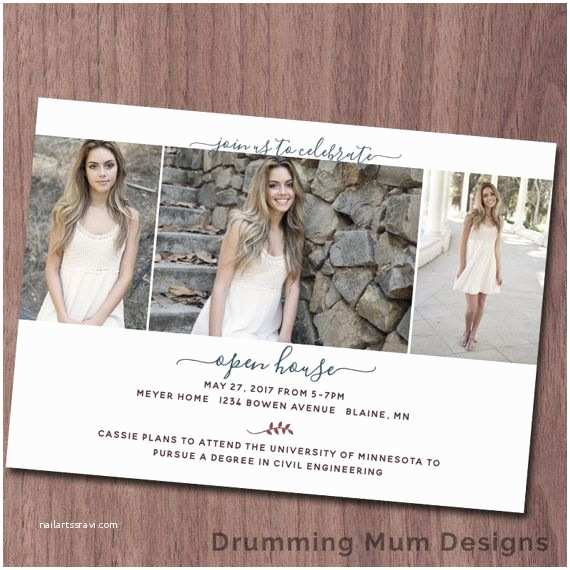 High School Graduation Invitations 103 Best Images About Elegant Graduation Invitations On
