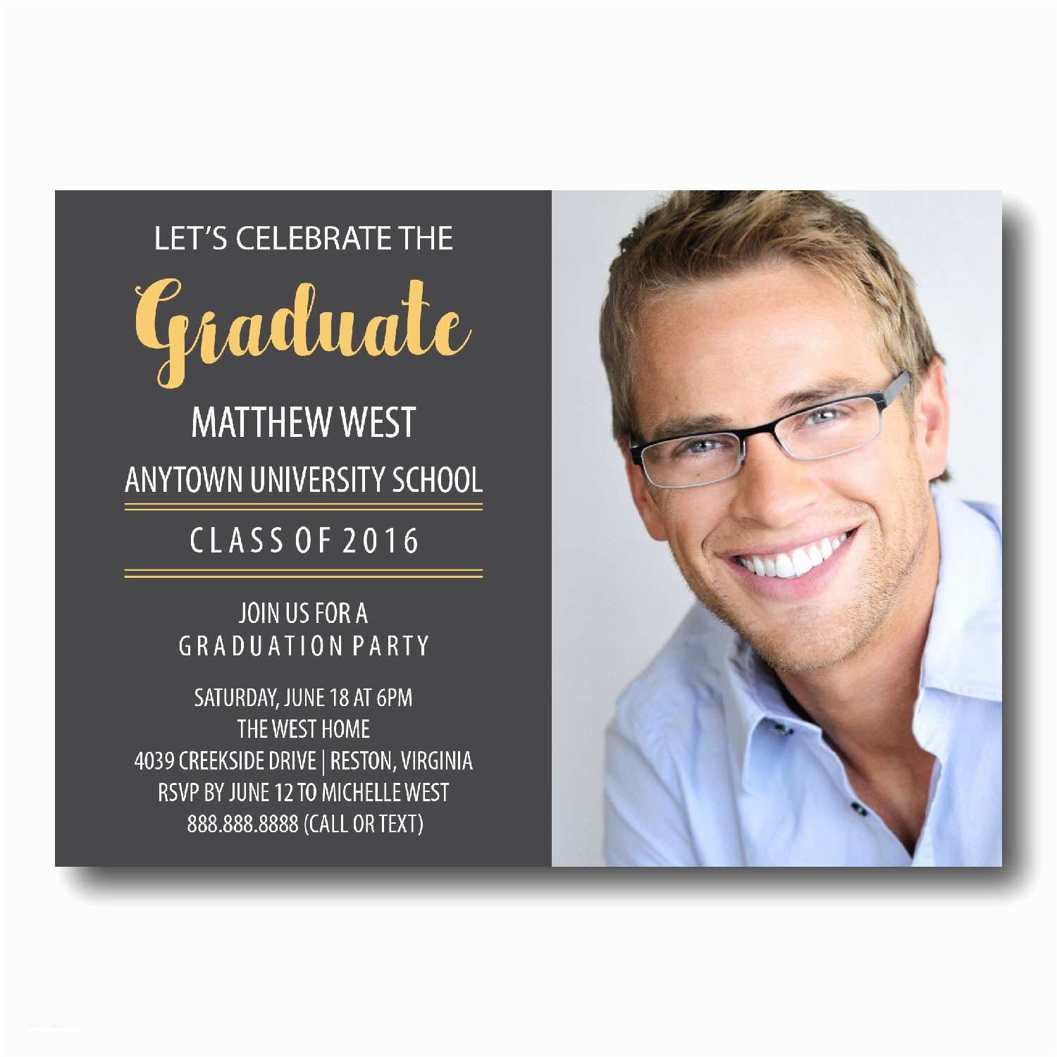 High School Graduation Invitations Graduation Announcements Invitations Celebrate the