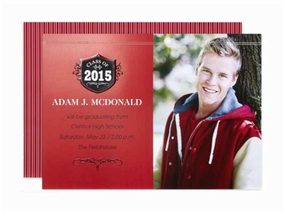 High School Graduation Invitations High School Graduation Invitations 2015