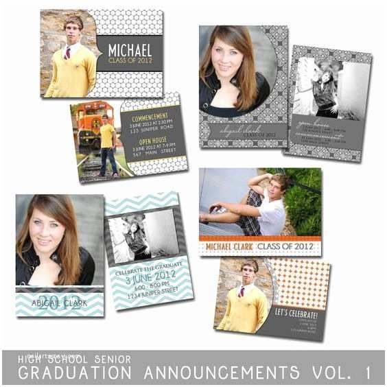 High School Graduation Invitations Templates Taylor Graduation Announcements Shop Templates for
