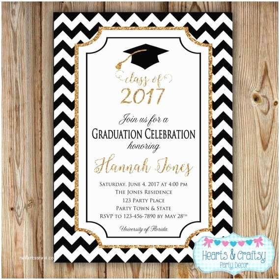 High School Graduation Party Invitations 1000 Ideas About High School Graduation Invitations On