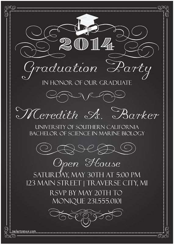 High School Graduation Party Invitations 1000 Images About Graduation Day On Pinterest