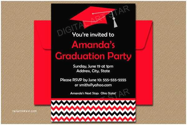 High School Graduation Party Invitations 28 Examples Of Graduation Invitation Design Psd Ai