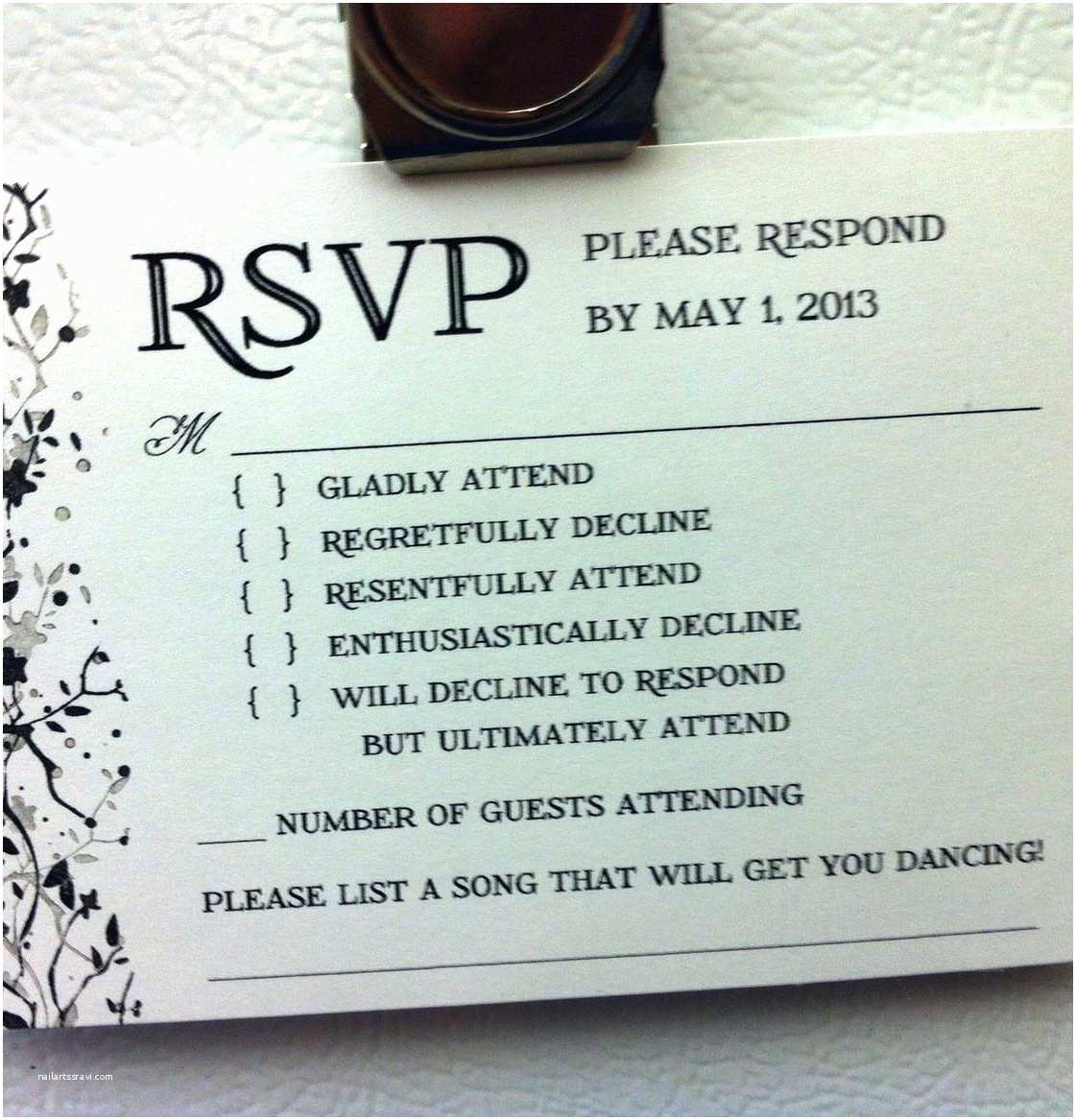 Hilarious Wedding Invitations Buboblog A New York City Dad Smart Idea for A Wedding