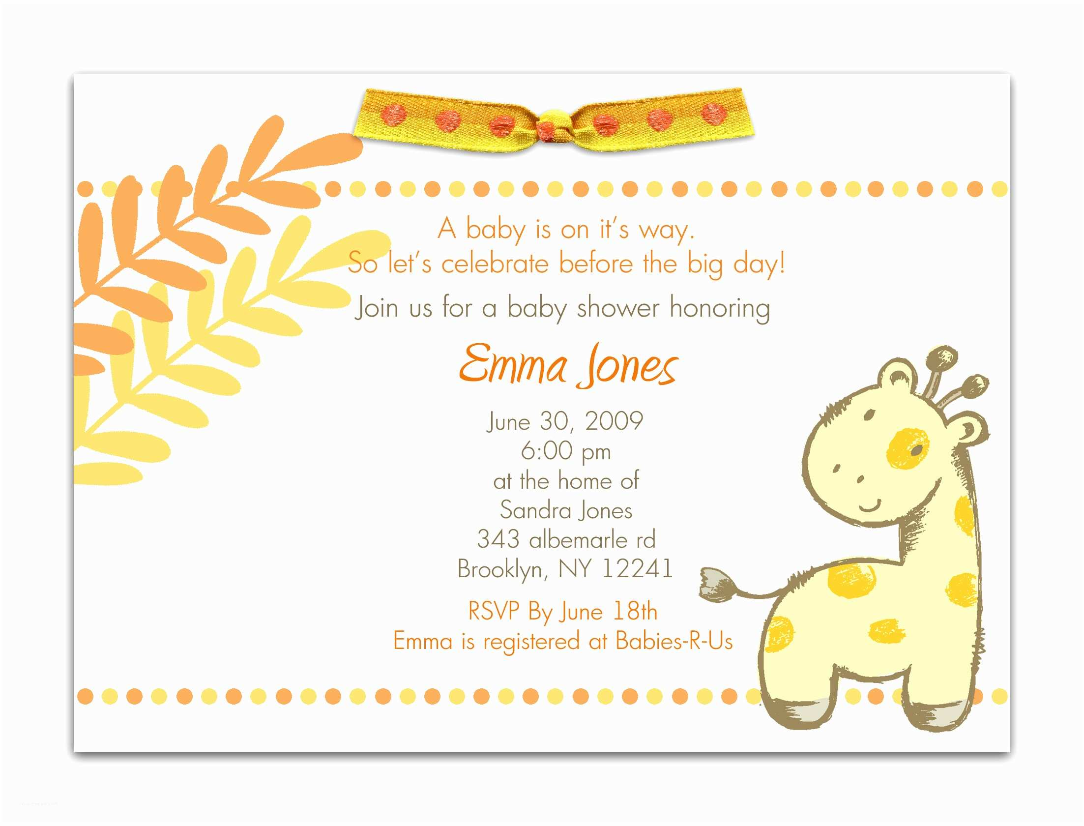 Hobby Lobby Baby Shower Invitations Inspirational Esie Baby Shower Invitations Template