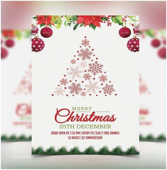 Holiday Party Invitation 21 Christmas Invitation Templates – Free Sample Example