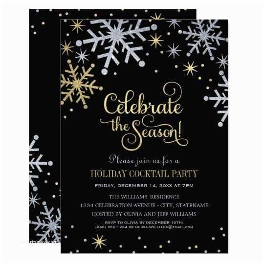 Holiday Party Invitation Holiday Party Invitations