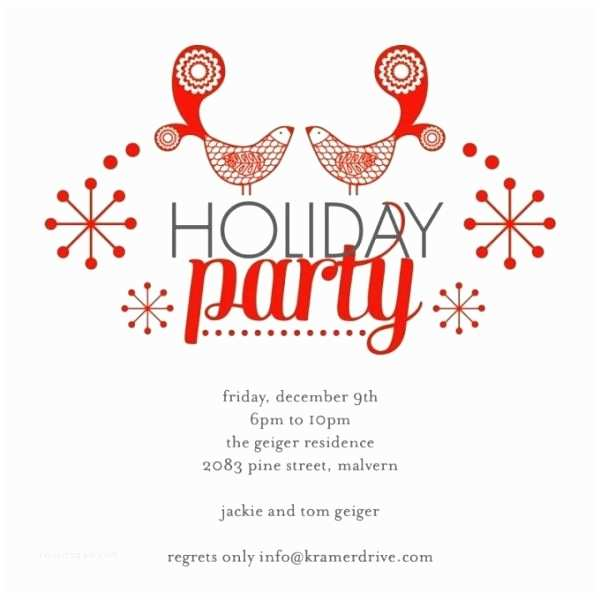 Holiday Party Invitation Template Christmas Party Invitation Templates Free Printable Free