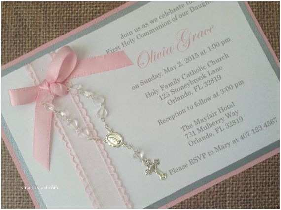 Holy Communion Invitations 25 Best Holy Munion Invitations Ideas On Pinterest
