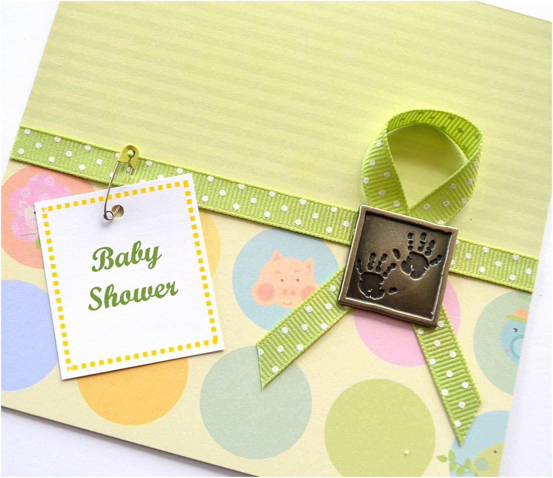 Homemade Baby Shower Invitations Baby Shower Handmade Card Ideas Let S Celebrate