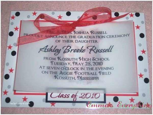 Homemade Graduation Invitations 377 Best College for the Kid Almost Ugh Images On