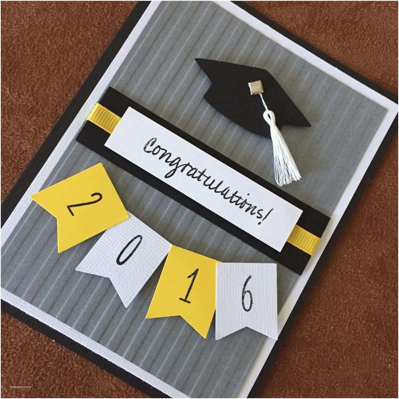 Homemade Graduation Invitations Homemade Graduation Card Unique 2016 Graduation Card
