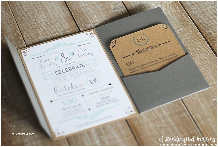 Homemade Wedding Invitations Diy Wedding Invitations Our Favorite Free Templates