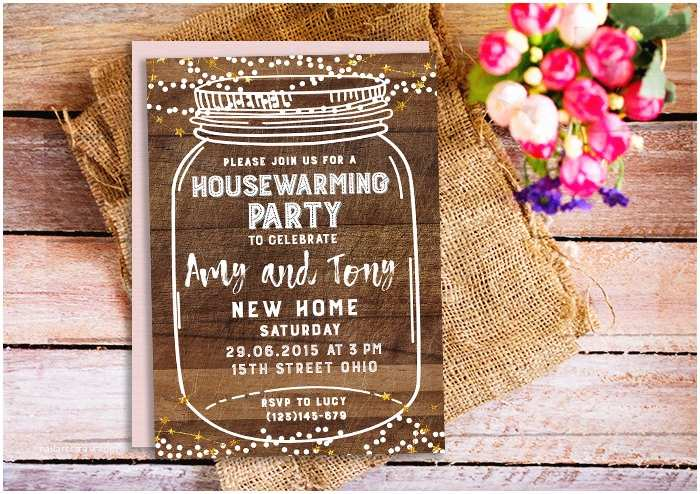 House Party Invitation House Warming Party Invites Zoom with House Warming Party
