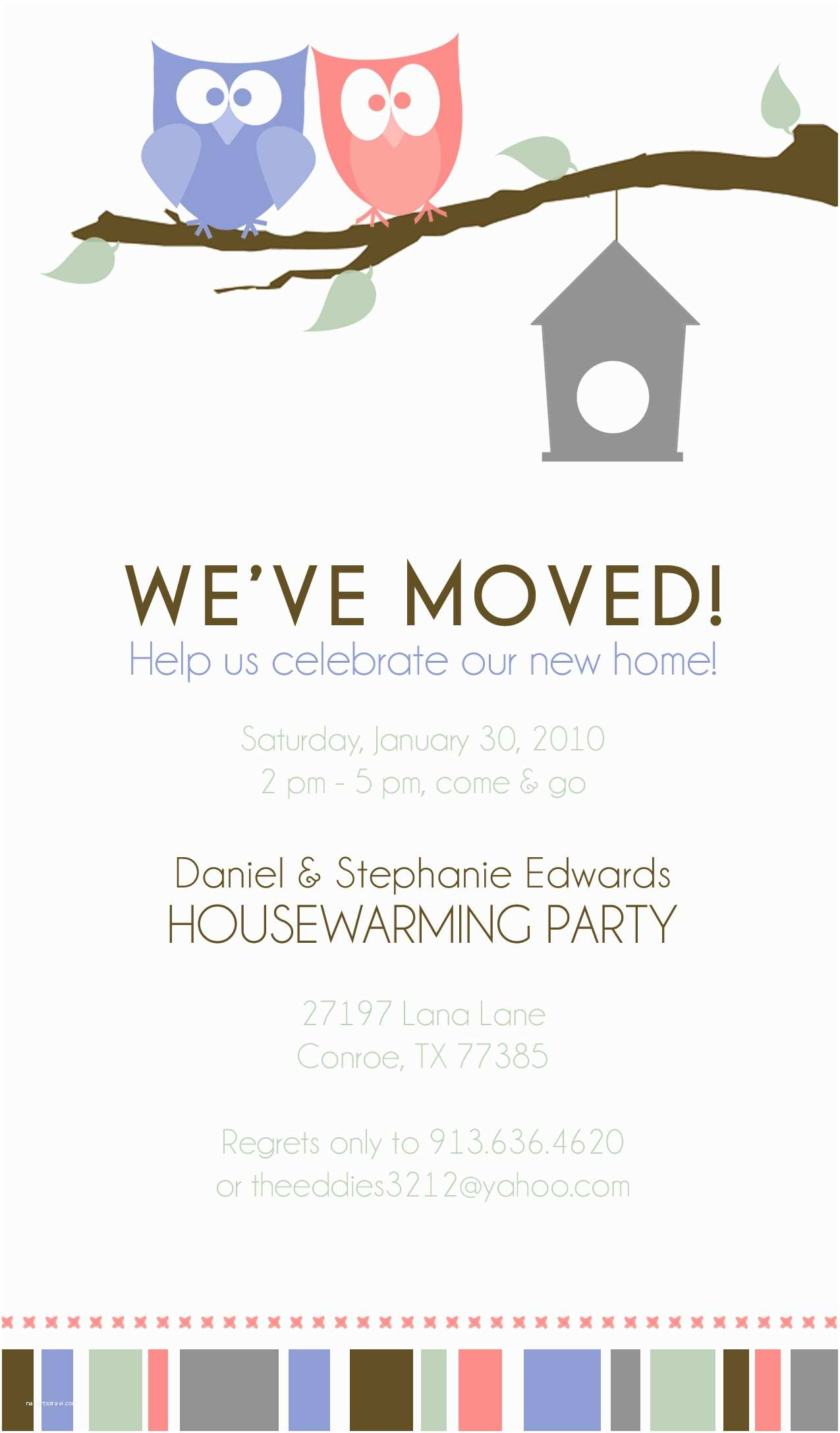 House Warming Party Invitations Housewarming Party Ideas Icustomlabel Blog