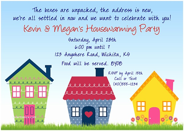 House Warming Party Invitations Housewarming Party Invitations