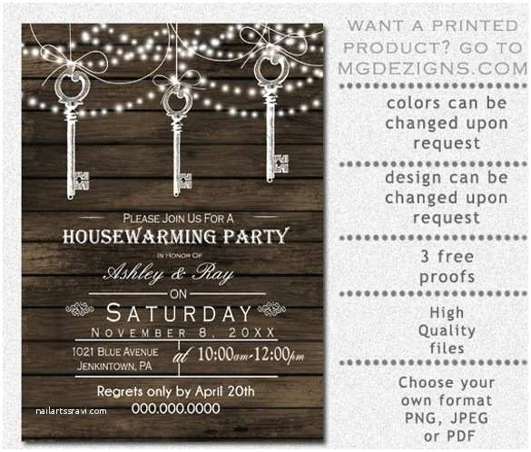 House Warming Party Invitations Housewarming Party Invitations Template
