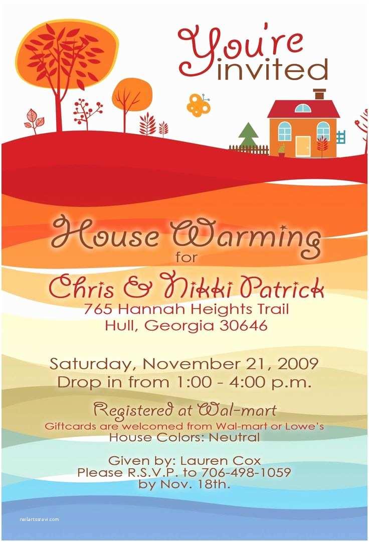 /housewarming/free Housewarming Invitations 37 Best House Warming Invitations Images On Pinterest