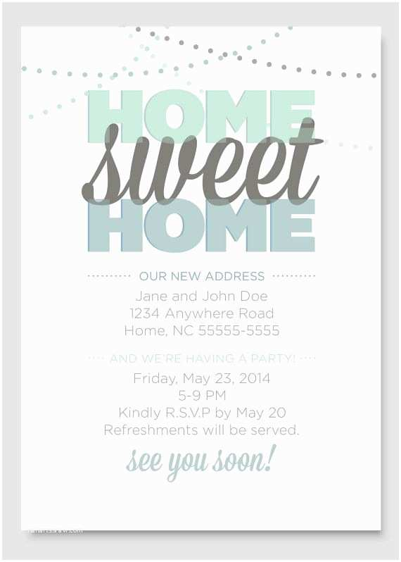 /housewarming/housewarming Invitation Ideas Housewarming Party Invitation by Papercloudstudios On Etsy