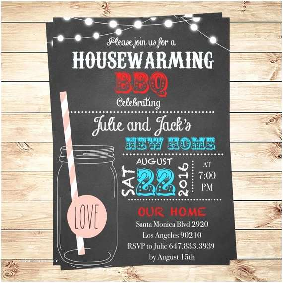 housewarming party new home invitations