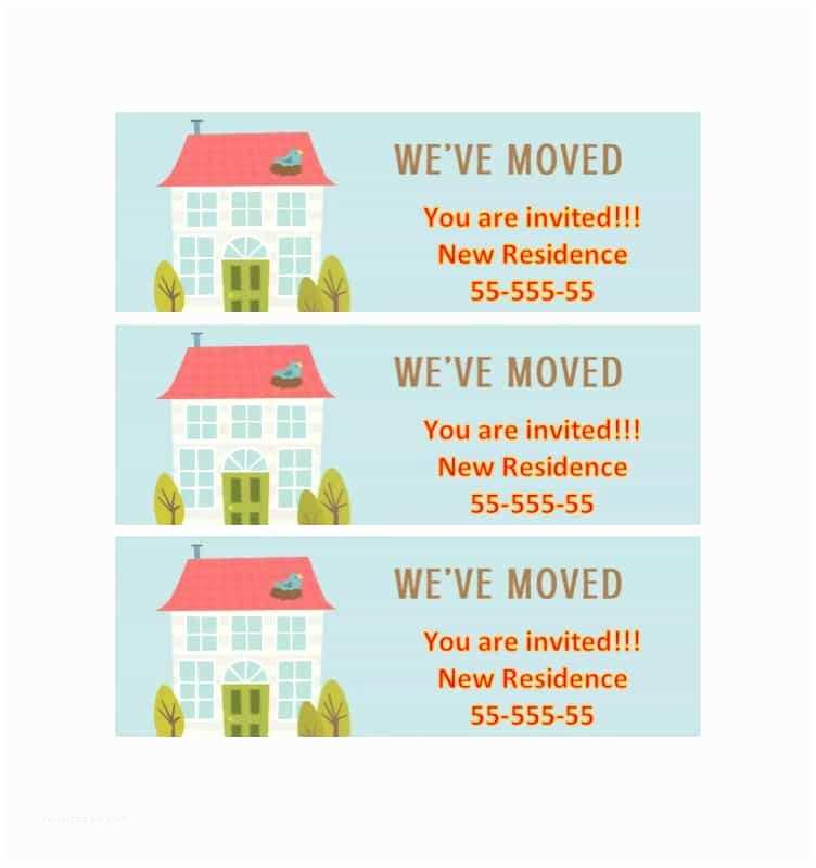Housewarminghousewarming Invitation Template 40 Free Printable