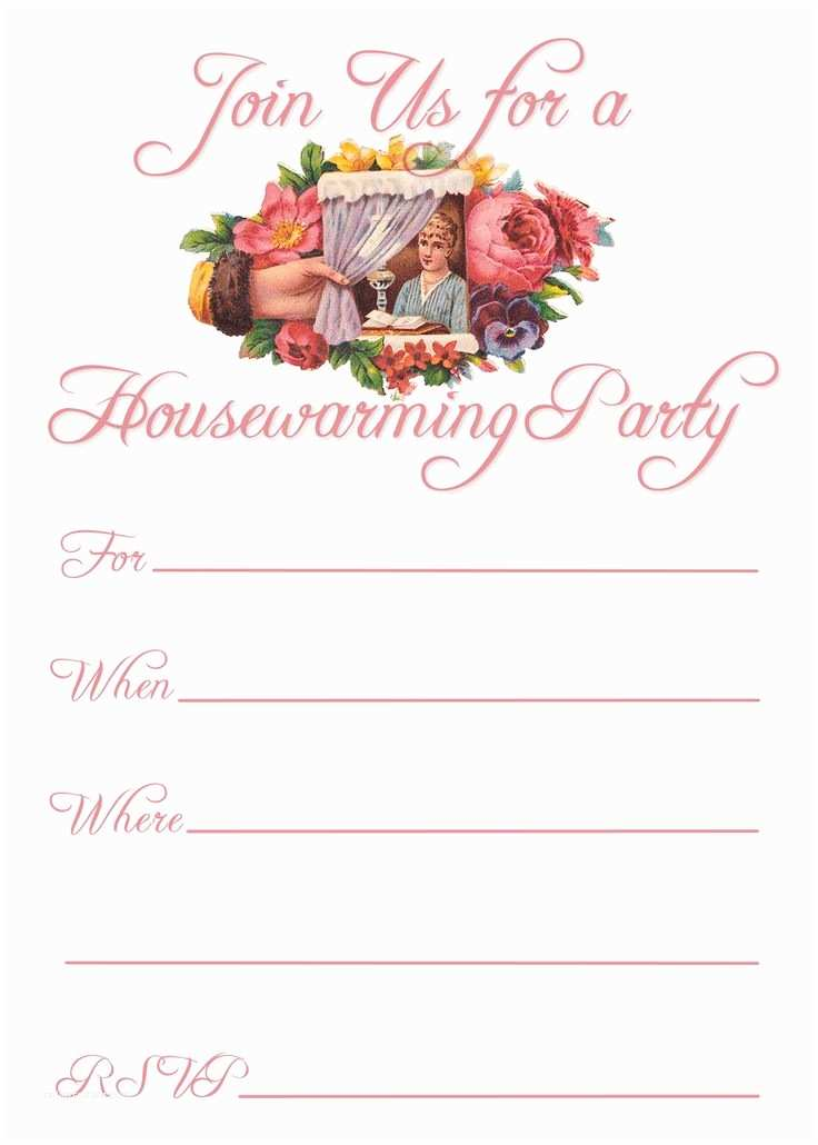 /housewarming/housewarming Invitations Free Printable Housewarming Party Invitations