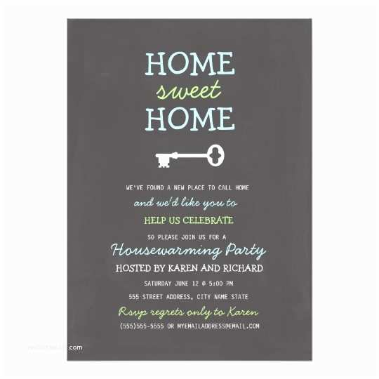 /housewarming/housewarming Invitations Home Sweet Home Housewarming Invite
