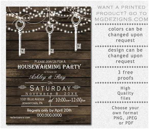 Housewarming Party Invitation 28 Housewarming Invitation Templates – Free