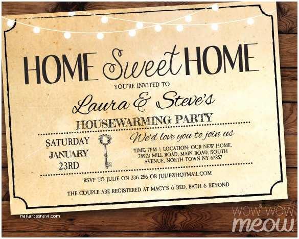 Housewarming Party Invitation Housewarming Invitation Template 32 Free Psd