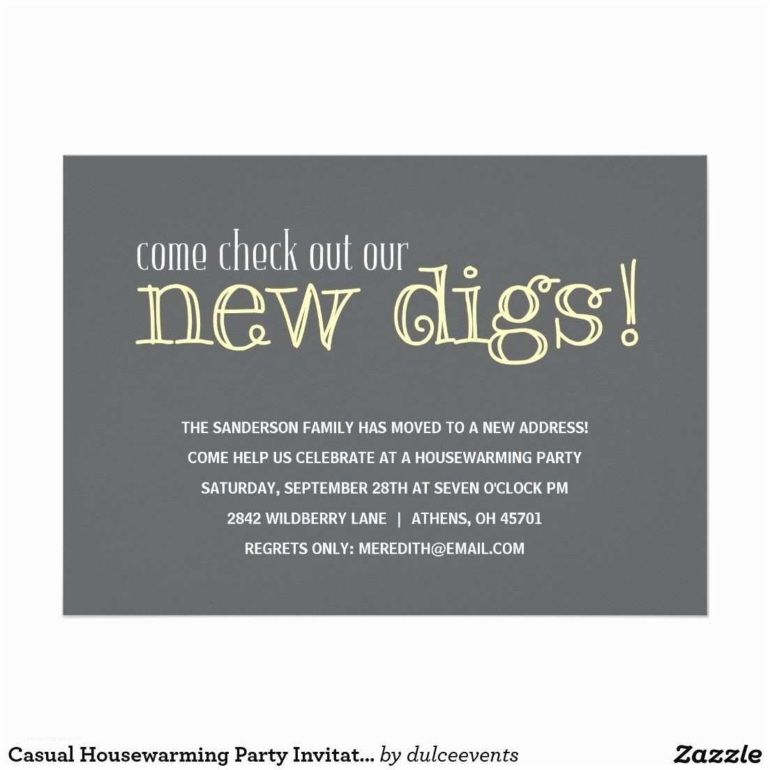 Housewarming Party Invitation  Cool Housewarming Party Invitation Wording Free