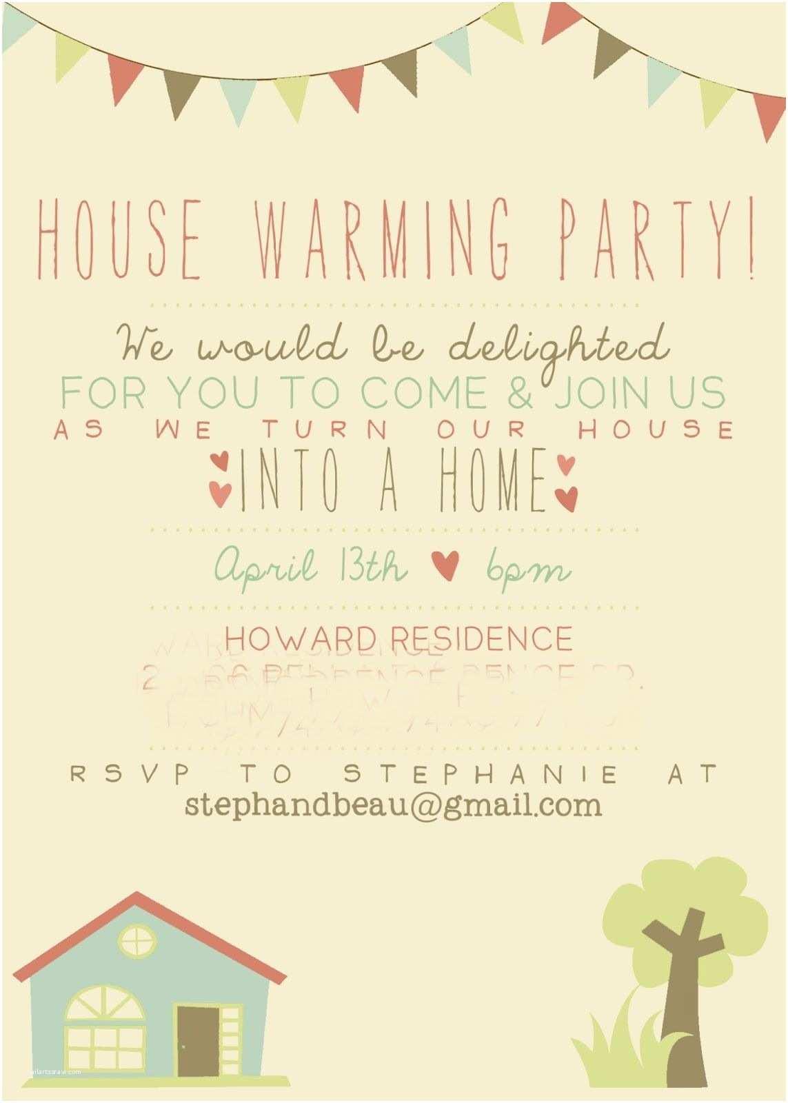 Housewarming Party  Ideas Housewarming Party