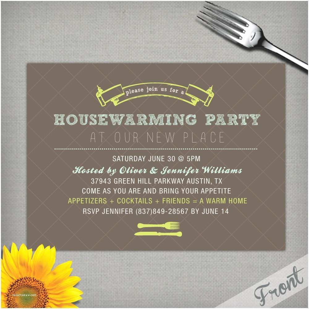 Housewarming Party Invitation  Housewarming Party Invitation Wording Free