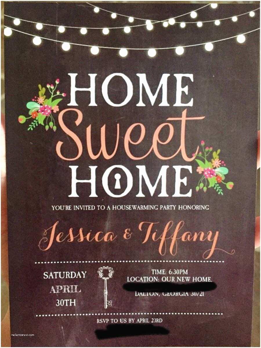 Housewarming Party Invitation Ideas Our Housewarming