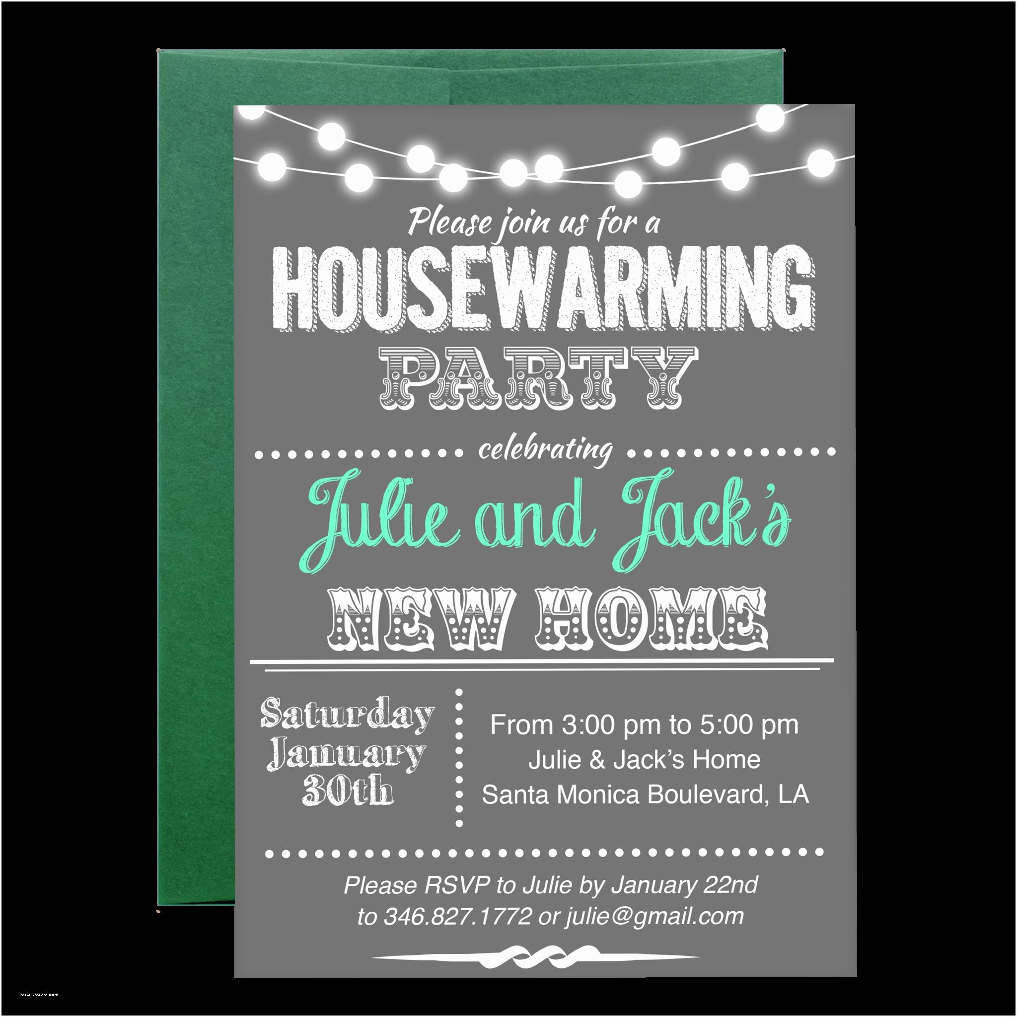 Housewarming Party Invitation Template Housewarming Invitation Clipart