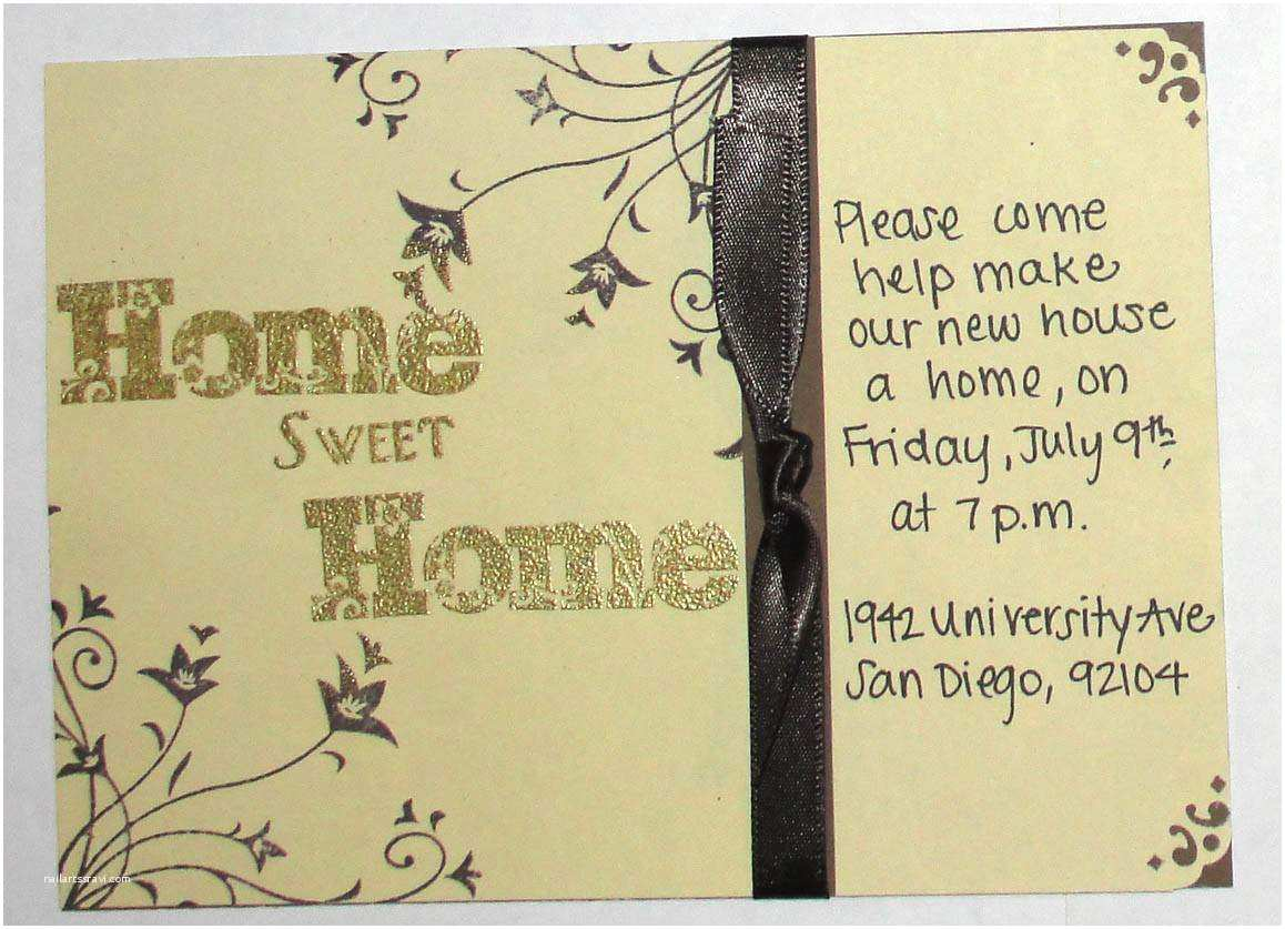 Housewarming Party Invitation Template Housewarming Invitations Templates